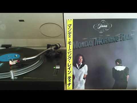 L.P.ティナTINNA /Monday Morning Rain(1979)