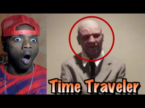Time Traveler Who Has Been to The Year 2118 Speaks Out...
