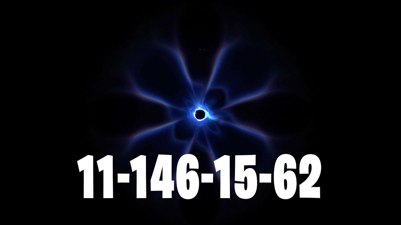 First 4 Secret Black Hole Numbers After The End Live Event In Fortnite