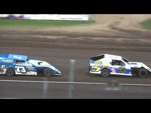 IMCA Modified Heat 1 Independence Motor Speedway 8/24/19