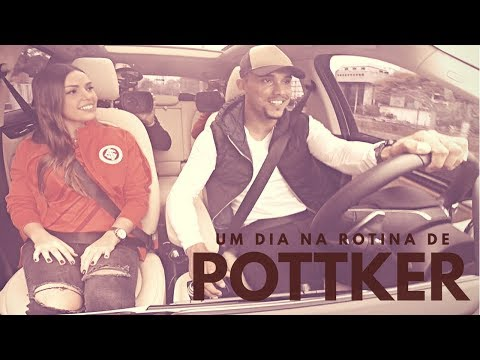 [TV Inter] Um dia com Pottker: a rotina do atacante pelas lentes da TV Inter