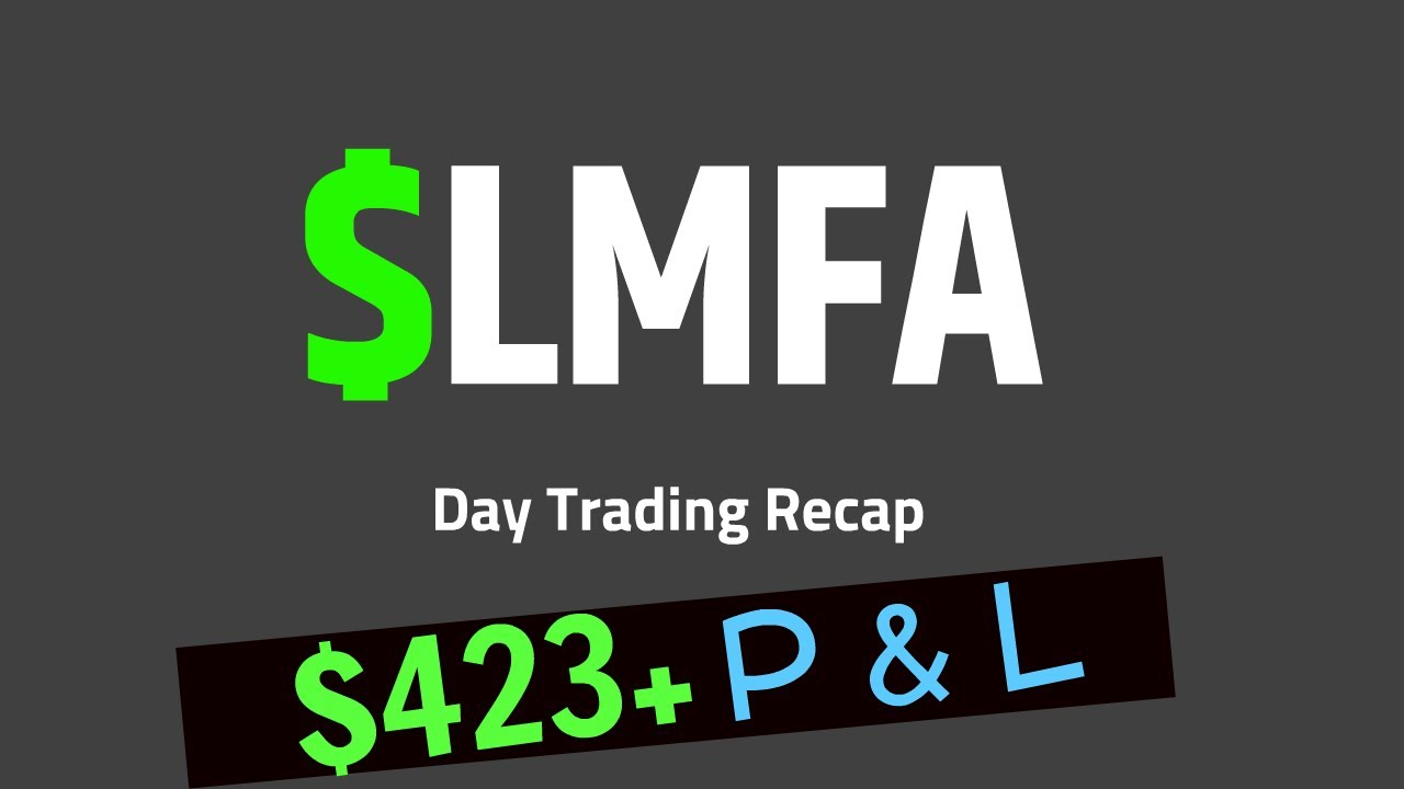 This Is How You Day Trade Penny Stocks  CARV LMFA AFH 700% +