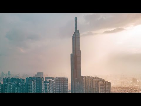Vincom Landmark 81 – Tallest building in South-east Asia