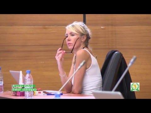 Procès Hissein Habré   Témoin : Bichara Djibrine Ahmat  (08.12.2015) Part 2