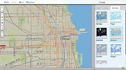 MapMaker Interactive Tutorials - YouTube