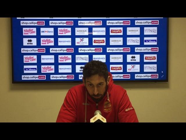 #SuperLega, Stefano Mengozzi presenta la partita contro Modena