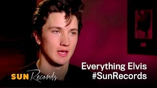 Sun Records on CMT | Drake Milligan Tells Us His Elvis Story
