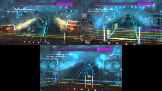 Rocksmith 2014 (Ricky Nelson - Hello Mary Lou (Goodbye Heart)) Lead/Rhythm/Bass
