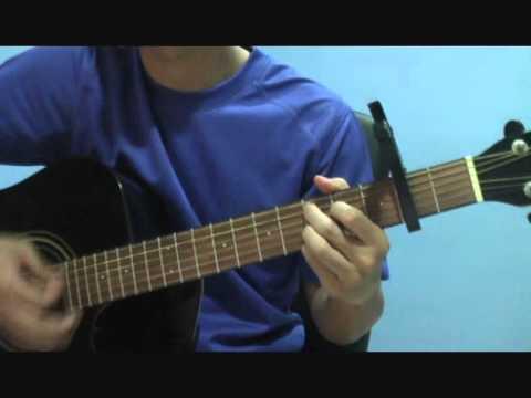 Name - Goo Goo Dolls (Cover: Simplified Guitar Lesson)