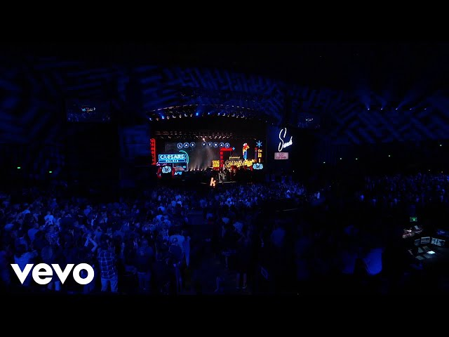 The Killers - All These Things That I've Done (Live From Jimmy Kimmel Live!)