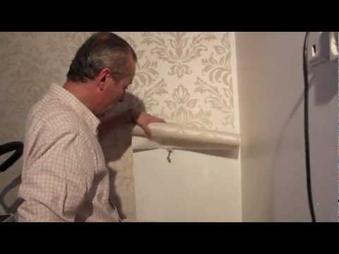 Wallpapering A Feature Wall