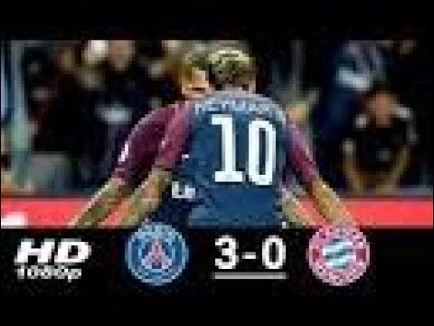 Download PSG vs BAYERN MUNICH 3-0 ● All Goals & Highlights HD ● Champions League - 27 September 2017