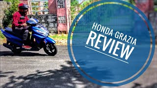 Honda Grazia full review