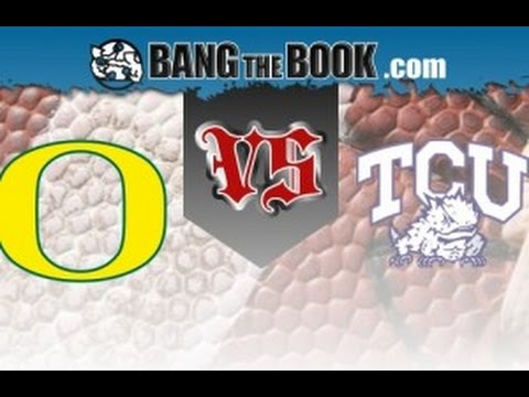 2016 Alamo Bowl No. 11 TCU vs No. 15 Oregon No Huddle