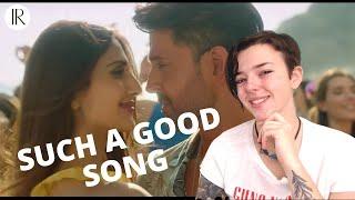 Ghungroo Song | War | Hrithik Roshan, Vaani Kapoor REACTION! | Indi Rossi