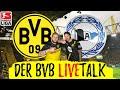 🔴 LIVE Reaktion - Borussia Dortmund gewinnt gegen Arminia Bielefeld - Der Pöhlerz LIVETALK 🖤💛
