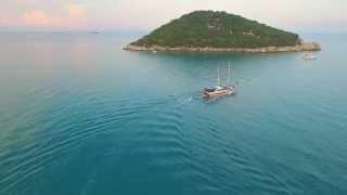 Sıçan Adası - ANTALYA