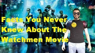 Facts You Never Knew About The Watchmen Movie