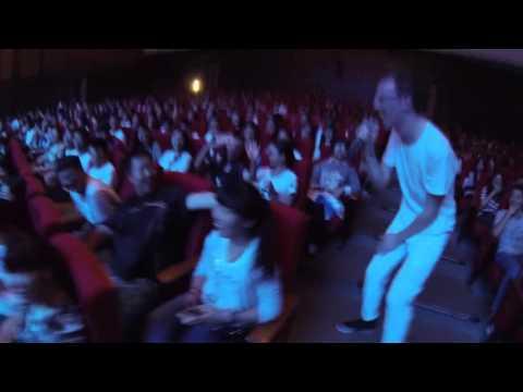 Organ Freeman - Teenage Dirtbag (Live at the Bingo Theatre in Chongqing, China)