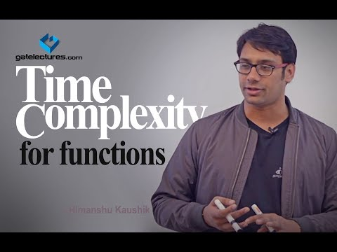 05 How to find Time Complexity of a program Examples part 1