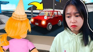 My EX BOYFRIEND is with Another GIRL... (Roblox Bloxburg Roleplay)