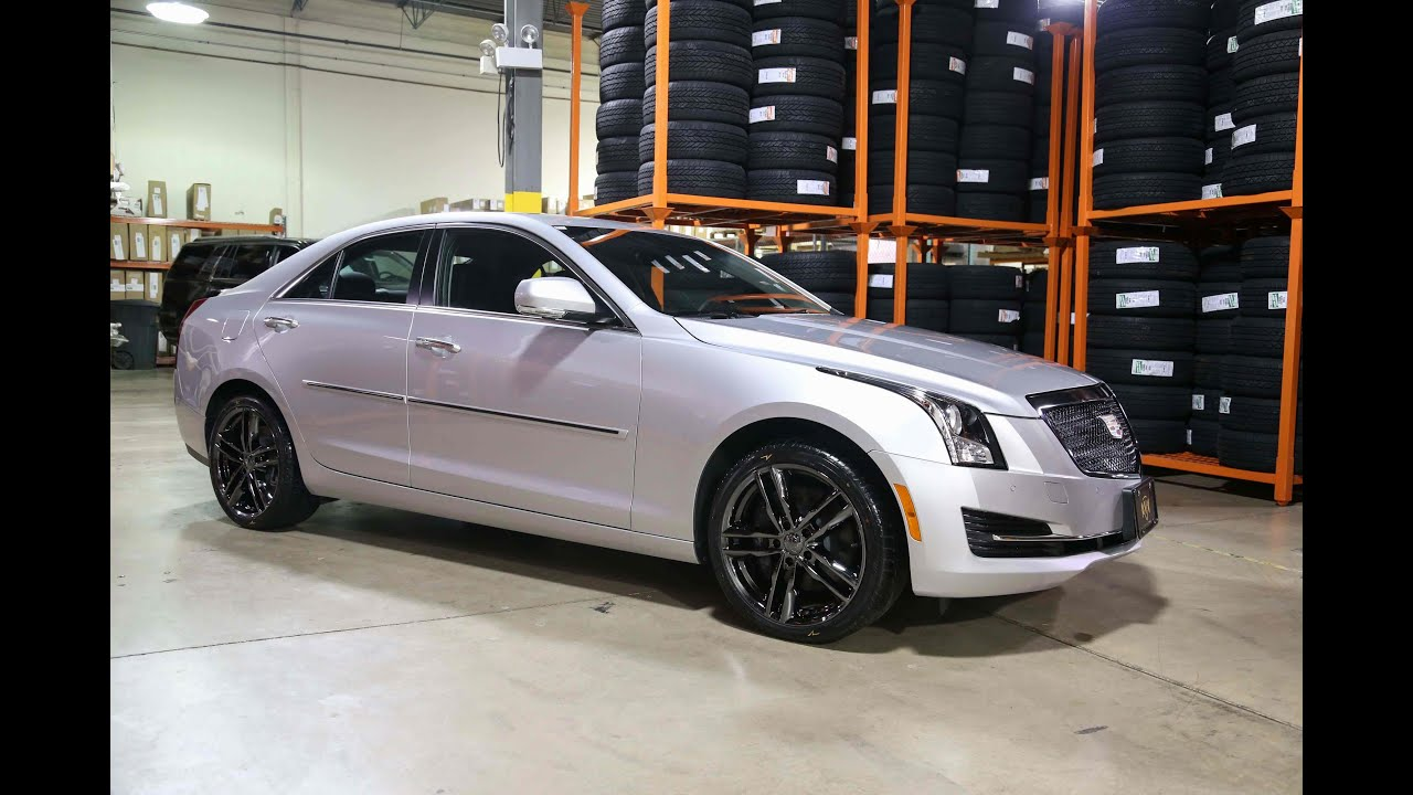 2015 Cadillac Ats Custom From Vogue Tyre Youtube