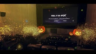 Goosebumps 2: Haunted Halloween | Inside the 4DX Theater 360º