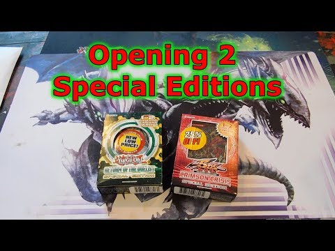 Yugioh Special Edition Double Header - Day 15