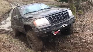 Jeep grand cherokee WJ 4.7 V8 DRONSHOT