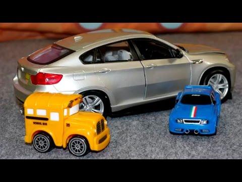 мультики про гоночные машини