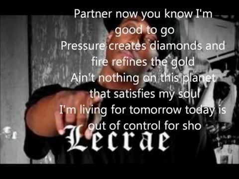 Im Good Trip lee ft. Lecrae lyrics