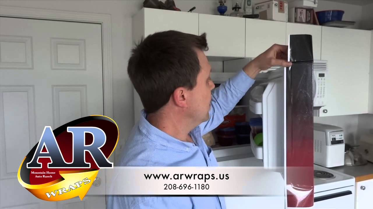 refrigerator vinyl wrap. refrigerator vinyl wrap