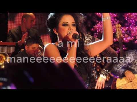 EB SALSA - A Mi Manera | Karaoke (versión Salsa)
