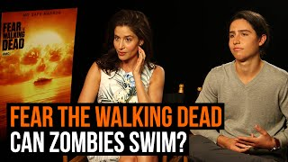 Fear The Walking Dead: Can Zombies swim?