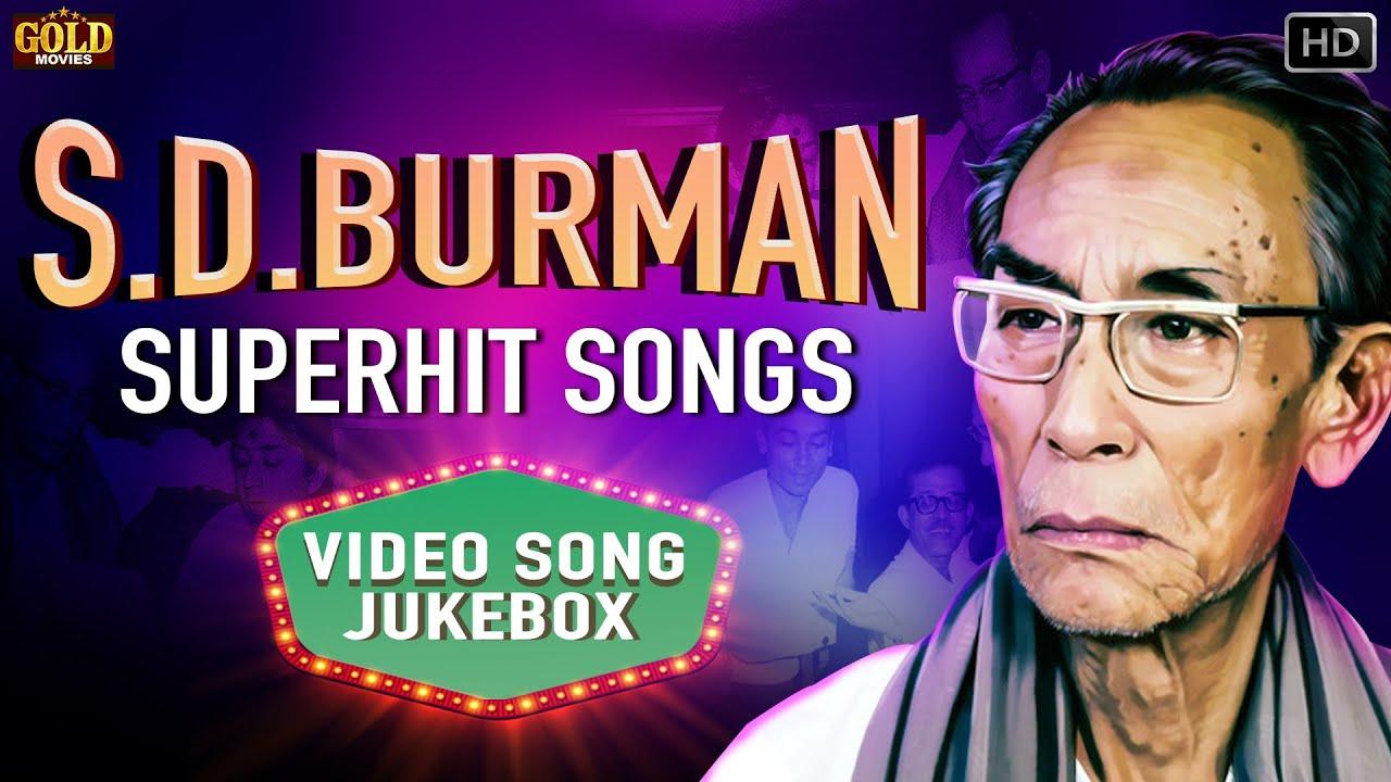 Download S D Burman Superhit Video Songs Jukebox - (HD) Hindi Old Bollywood Songs