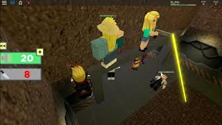 Roblox:RAY GUN WITH MY FRIENDS