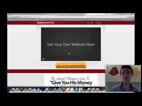 Plug-In Profit Site Demo