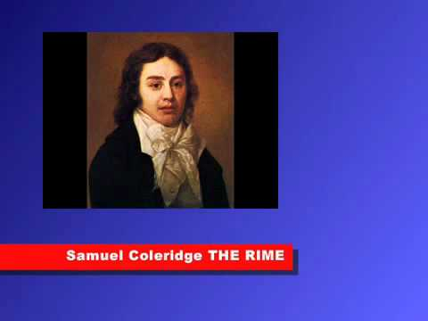 samuel taylor coleridge romanticism Samuel taylor coleridge (21 october 1772 – 25 july 1834) was an english romantic poet, literary critic and philosopher he was a key figure in the romantic movement of the early ninenteenth century.