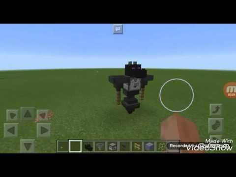 Download Como fazer um dragão que solta fogo pela boca no minecraft pe android