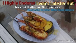 I Highly Endorse LEON'S LOBSTER HUT, Food Review TripAdvisor