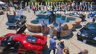 Carmel Mission Classic in Monterey Car Week   WhatsUpMonterey.com