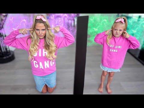 Everleigh VS Her Twin Mom Savannah Twin Telepathy Challenge for $10,000