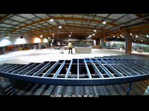 GBS Mezzanine Floor Build