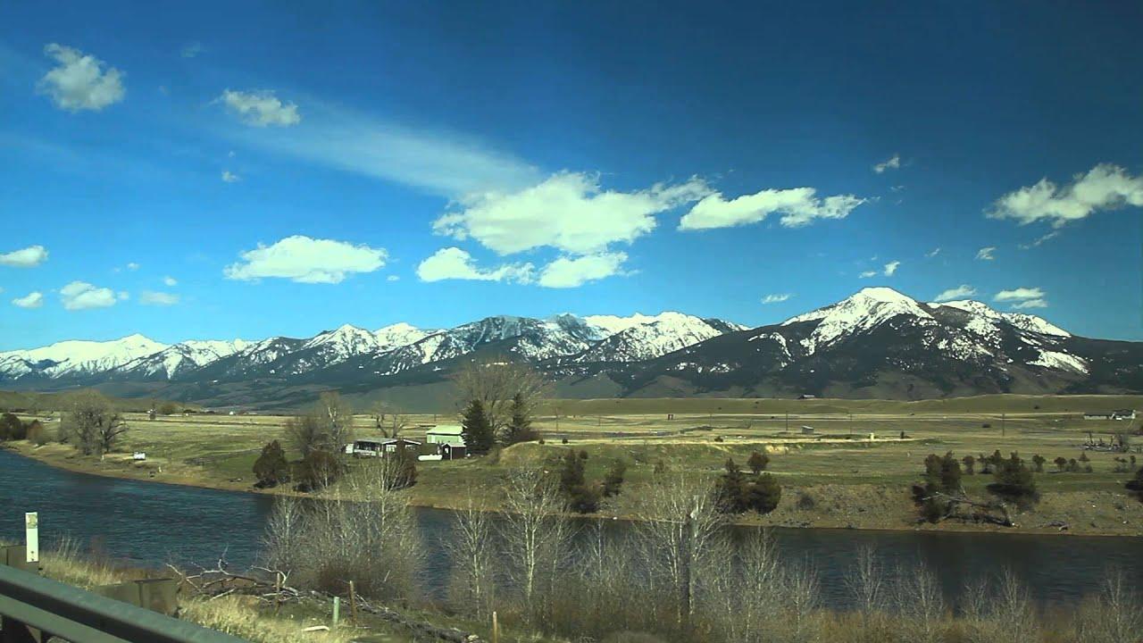 montana landscape usa 2014