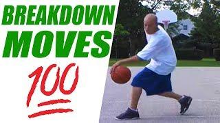 Snake Streetball Freestyle Tutorial - Breakdown Moves