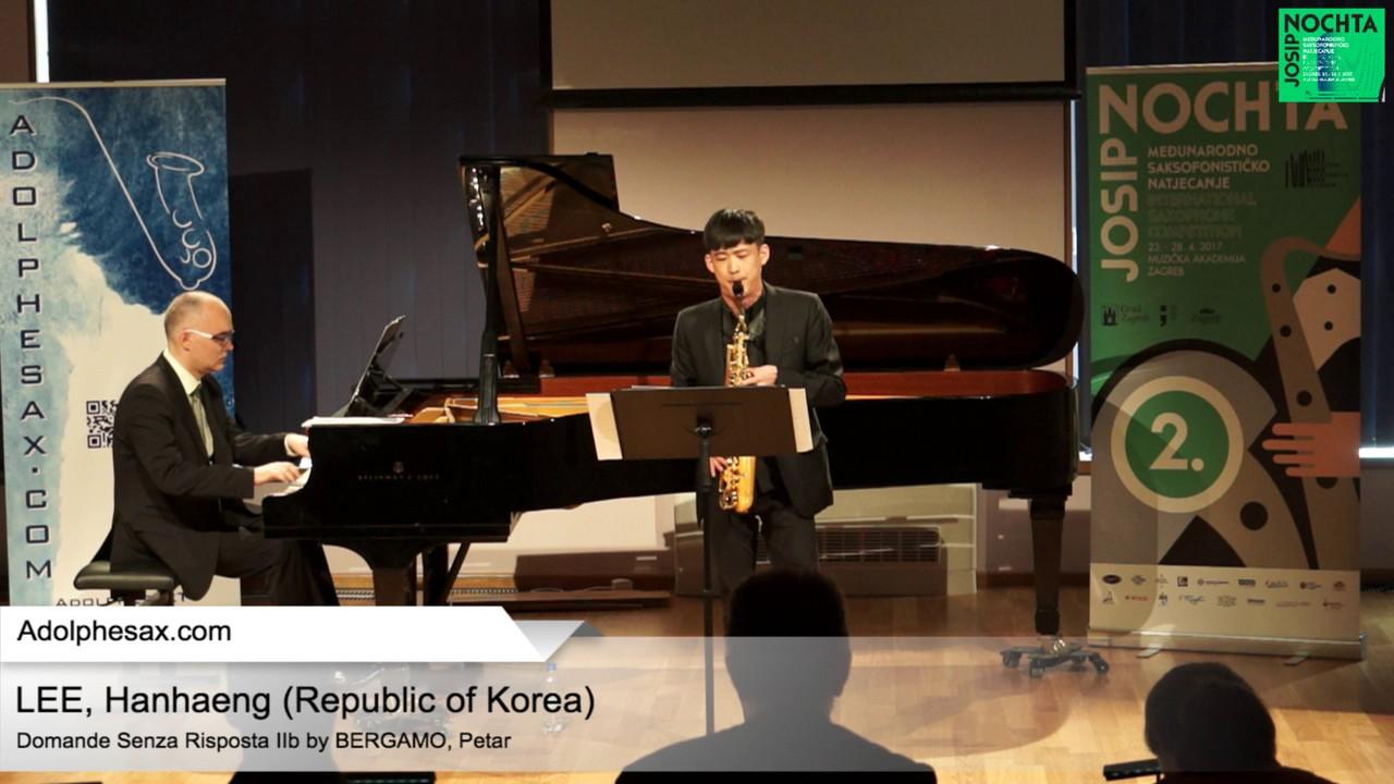 Domande senza risposta IIb by Petar Bergamo  - LEE, Hanhaeng Korea