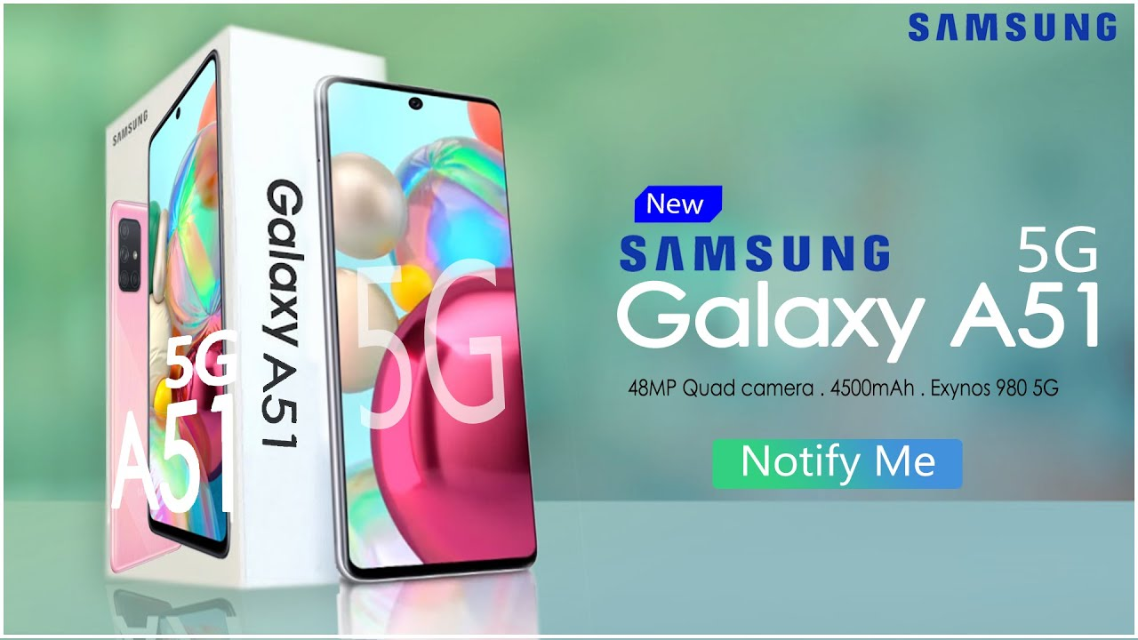 Photo of Samsung Galaxy A51 5G: First Look   Samsung Galaxy A51 5G India launch, Price, Specs   Galaxy A51 5G – سامسونج