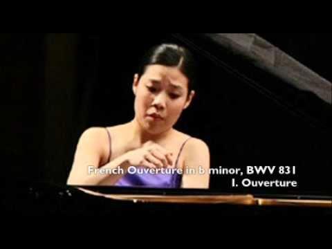 Joyce Yang: Bach French Overture: I - Overture (LIVE)