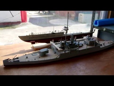 Deans Marine 2015 - 2