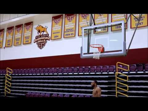 Nate Lowery Cal State Dominguez Hills 6'7 SO